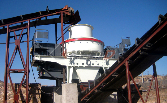 Iron ore powder beneficiation production sand crusher plant
